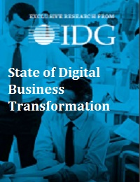 STATE OF DIGITAL BUSINESS TRANSFORMATION