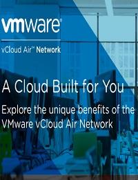 VMWARE VCLOUD AIR NETWORK BENEFITS INFOGRAPHIC