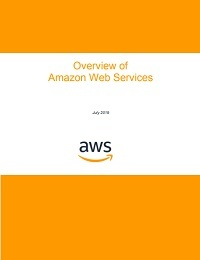 OVERVIEW OF AMAZON WEB SERVICES AWS