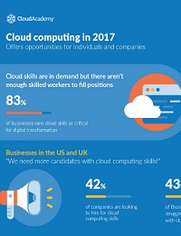 NEW INFOGRAPHIC: CLOUD COMPUTING IN 2017