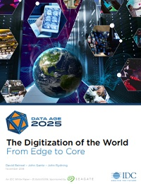 THE DIGITIZATION OF THE WORLD FROM EDGE TO CORE