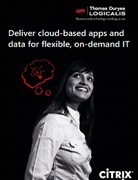 DELIVER CLOUD-BASED APPS AND DATA FOR FLEXIBLE, ON-DEMAND IT