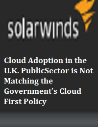 CLOUD ADOPTION IN THE U.K. PUBLICSECTOR IS NOT MATCHING THE GOVERNMENT'S CLOUD FIRST POLICY