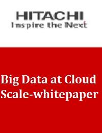 BIG DATA AT CLOUD SCALE-WHITEPAPER