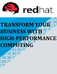 TRANSFORM YOUR BUSINESS WITH HIGH-PERFORMANCE COMPUTING